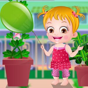 Baby Hazel Earth Day   Imperiumweb